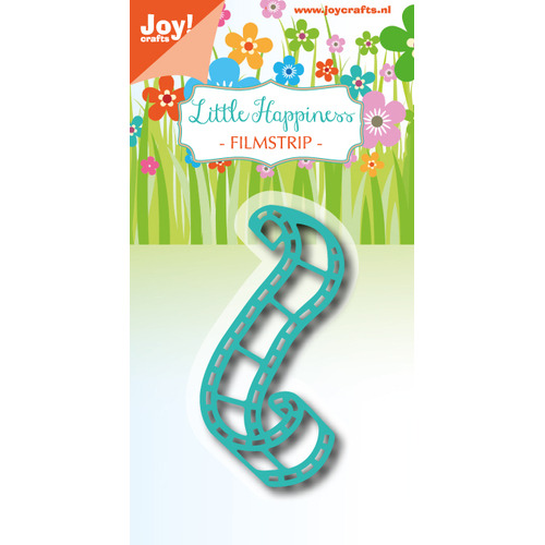 Snijstencil - Little Happiness - Filmstrip