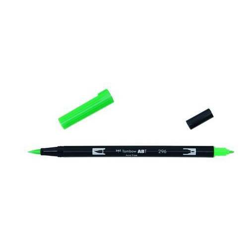 Tombow ABT dubbele brushpen green ABT-296