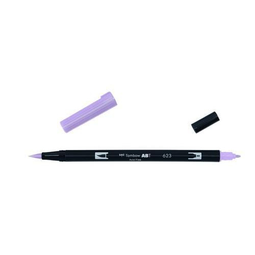 Tombow ABT dubbele brushpen purple sage ABT-623