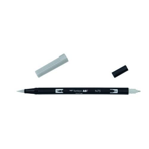 Tombow ABT dubbele brushpen cool grey3 ABT-N75