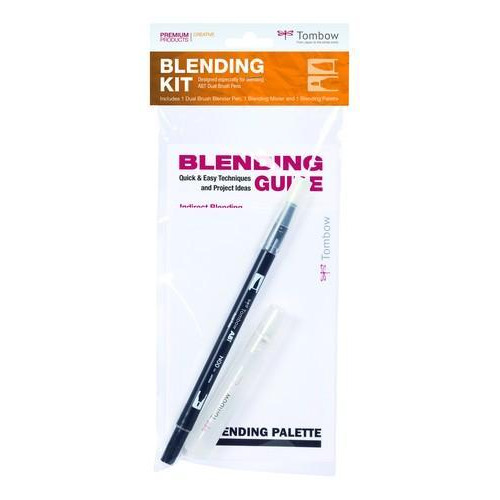 Tombow Blending Kit 1x N00 1x Blending Mister 1 x Blending spray BLENDING-KIT