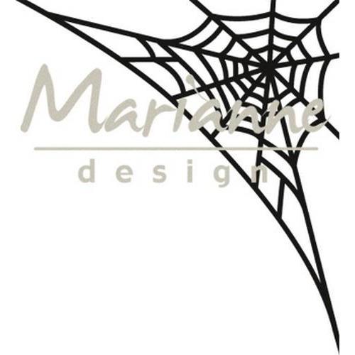Marianne D Craftable Spinnenweb CR1422 (10-17)