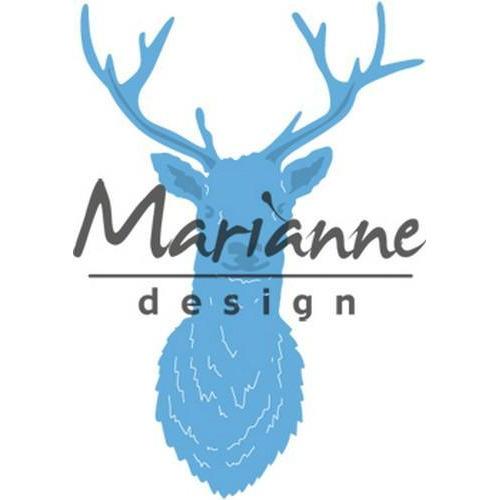 Marianne D Creatable Tiny`s Hertenhoofd LR0489 (10-17)