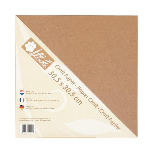 (20) Kraft paper, 300 grs