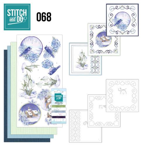 Stitch and Do  - Winter Classics