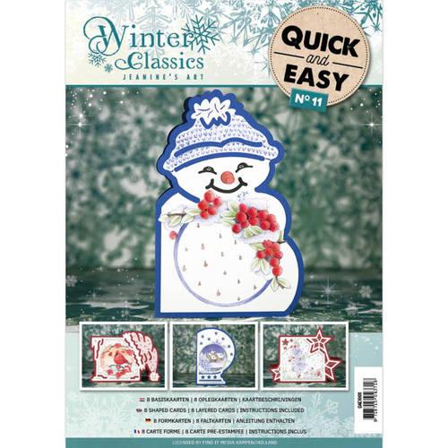Quick and Easy 011 - Jeanine`s Art Winter Classics