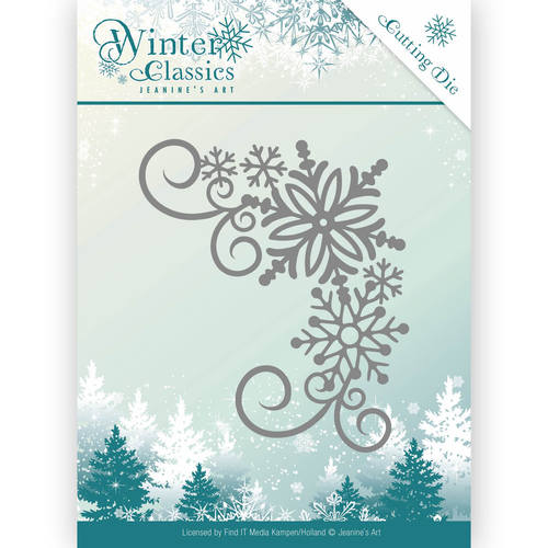Die - Jeanine`s Art - Christmas Classics - Winter corner