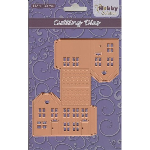 Hobby Solution Die House 2