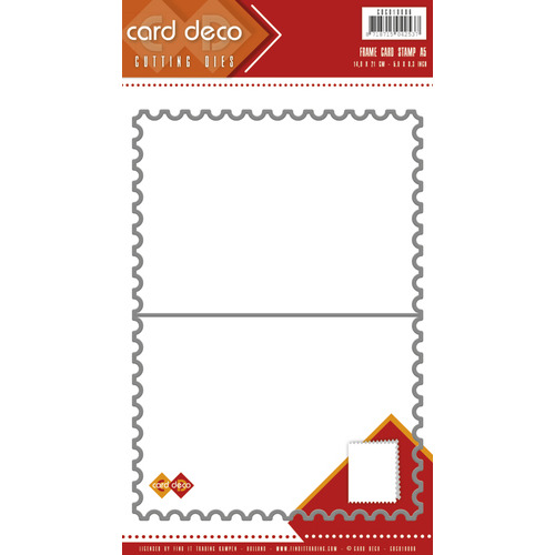 Card Deco Cutting Dies - Frame Card Stamp A5