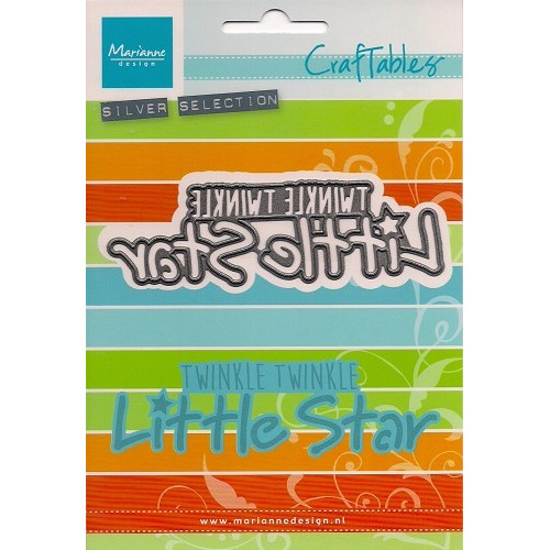 Craftables CR1328 Little star