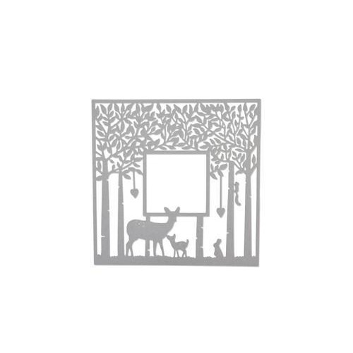 Sizzix Thinlits Die Forest Frame 661744 Georgia Low (10-17)
