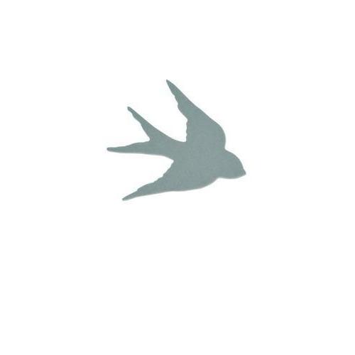 Sizzix Bigz Die Swallow 661755 Samantha Barnett (10-17)