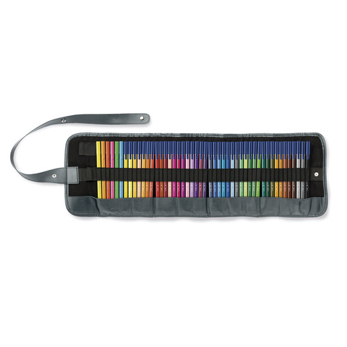 "Triplus Color kleurstiften 1,0 mm roll-up etui: 48 kleuren ""mix & match"" met de Triplus fineliner"