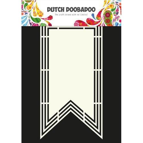 Dutch Doobadoo Dutch Shape Art vLag XL A4 470.713.156 (10-17)