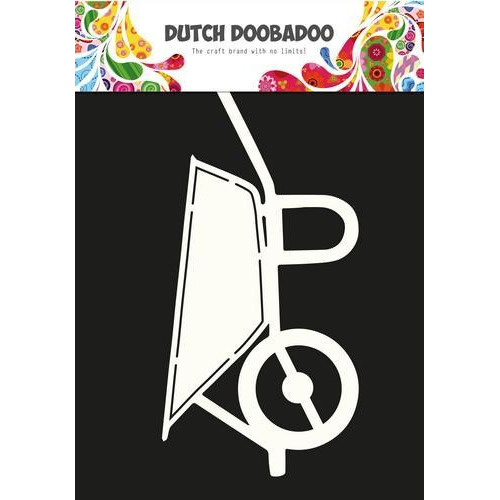 Dutch Doobadoo Dutch Card Art kruiwagen 90x210mm 470.713.646 (10-17)