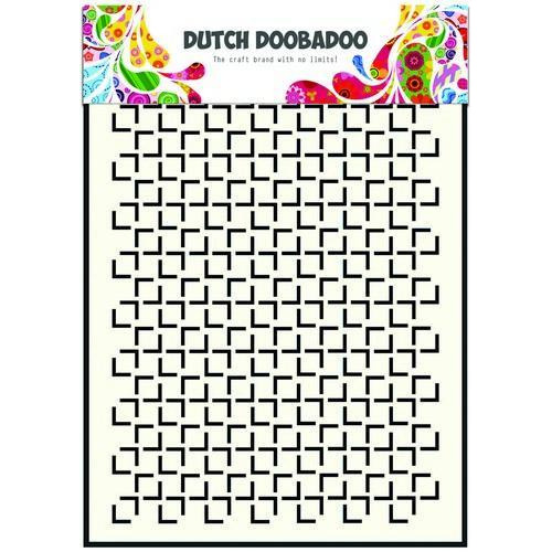 Dutch Doobadoo Dutch Mask Art Geomatric Square A5 470.715.113 (10-17)
