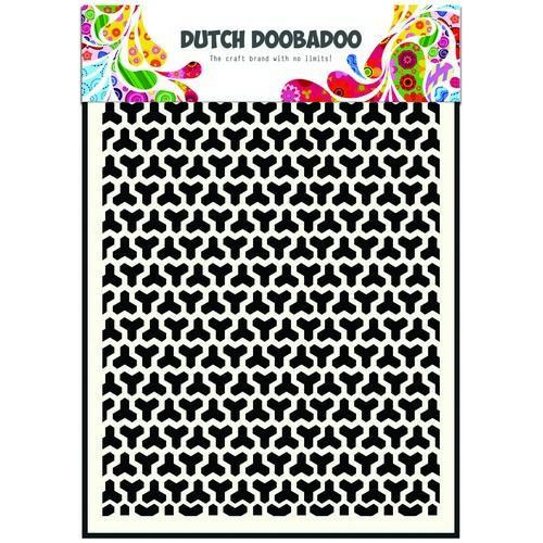 Dutch Doobadoo Dutch Mask Art Geomatric Blocks A5 470.715.114 (10-17)