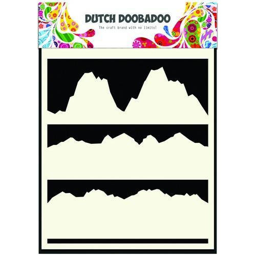 Dutch Doobadoo Dutch Mask Art landschap A5 470.715.115 (10-17)
