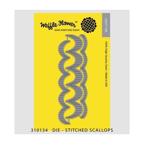 Stitched Scallops