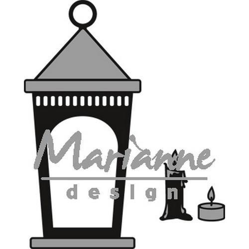 Marianne D Craftable Lantaarn CR1424 (11-17)