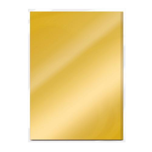 Tonic Studios spiegelkarton - mat - gold pearl 5vl 9466E (09-17)