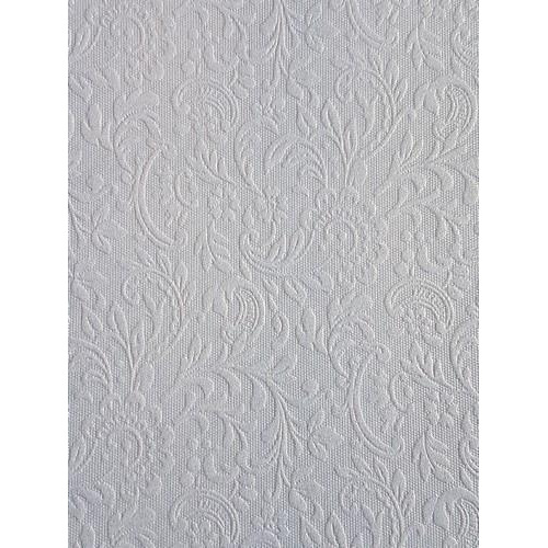 Tonic Studios embossed karton - pearl damask 5vl A4 230GR  9822E (09-17)