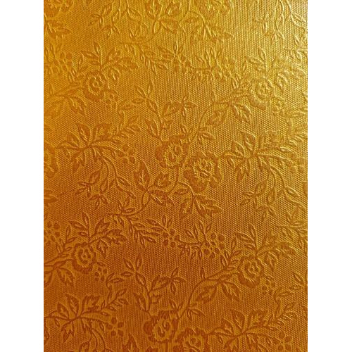 Tonic Studios embossed karton - honey gold roses 5vl A4 230GR  9829E (09-17)