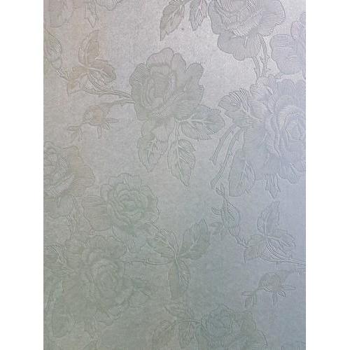 Tonic Studios embossed karton - duck egg toile 5vl A4 230GR  9836E (09-17)