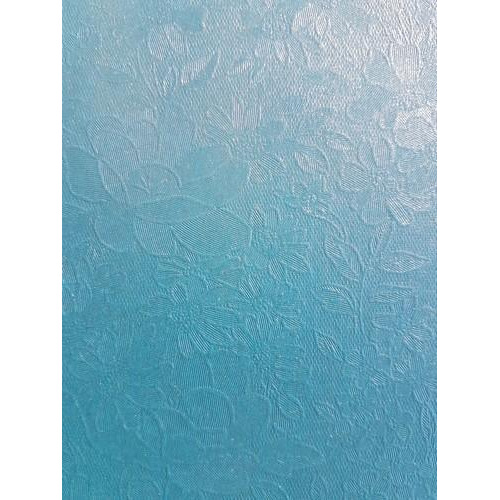 Tonic Studios embossed karton - powder blue lace 5vl A4 230GR  9837E (09-17)