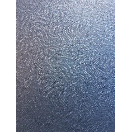 Tonic Studios embossed karton - denim ripple 5vl A4 230GR  9839E (09-17)