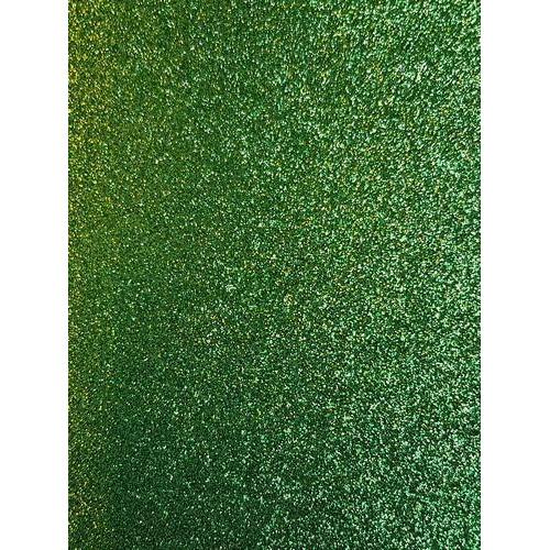 Tonic Studios glitter karton - lucky shamrock 5vl A4 250GR  9945E (09-17)
