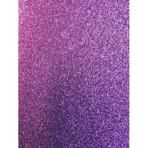 Tonic Studios glitter karton - nebula purple 5vl A4 250GR  9946E (09-17)