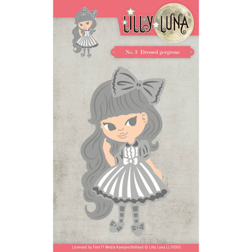 Die - Lilly Luna - Dressed Gorjeous