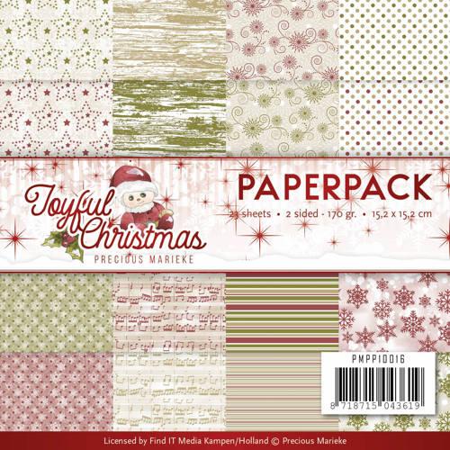 Paperpack - Precious Marieke - Playful Christmas