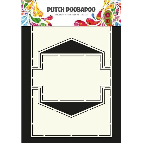 Dutch Doobadoo Dutch Card Art Swingcard 7 22x15cm 470.713.321 (11-17)