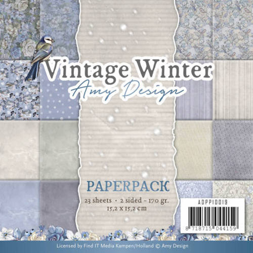 Paperpack - Amy Design - Vintage Winter
