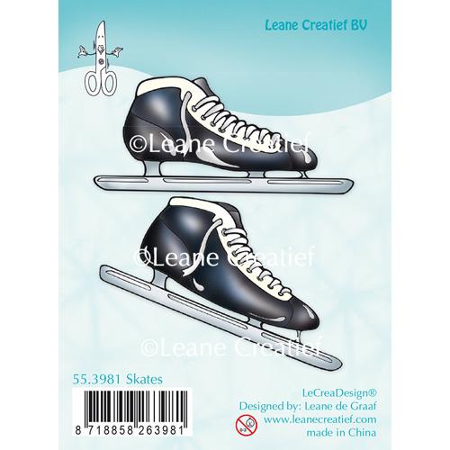 Clear Stamp Skates