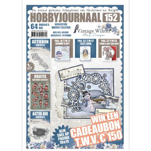 Hobbyjournaal 152