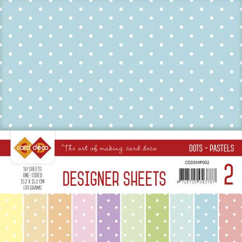 Designer Sheets Mega Pack 2 Pastels