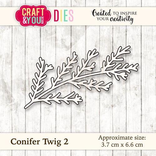 Conifer Twig 2