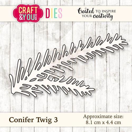 Conifer Twig 3