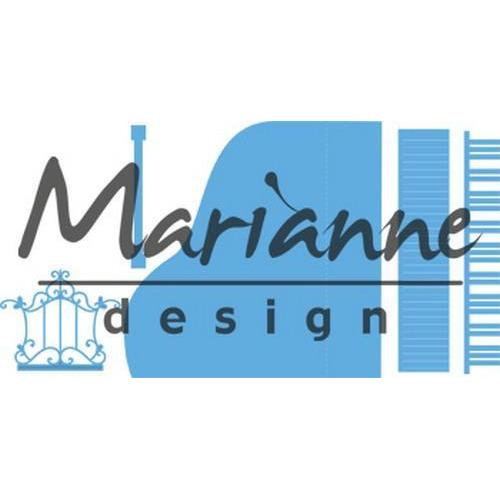 Marianne D Creatable Piano LR0501 (12-17)