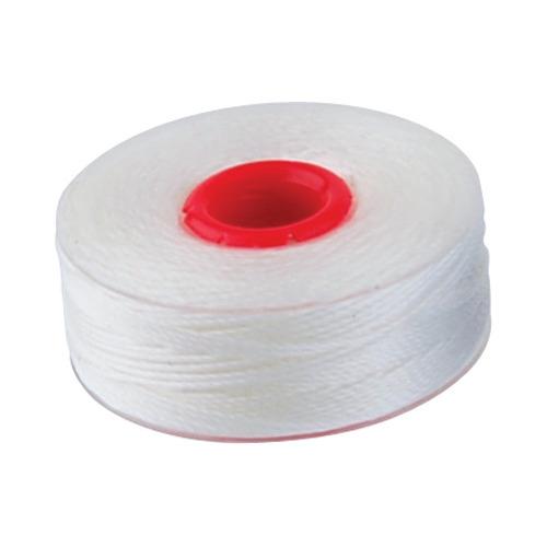 12050-5002 Silky kralen draad wit 0,2 mm 37 MT