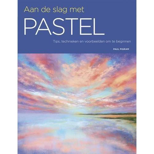 Kostmos boek - Aan de slag met pastel Pigram, Paul (11-17)