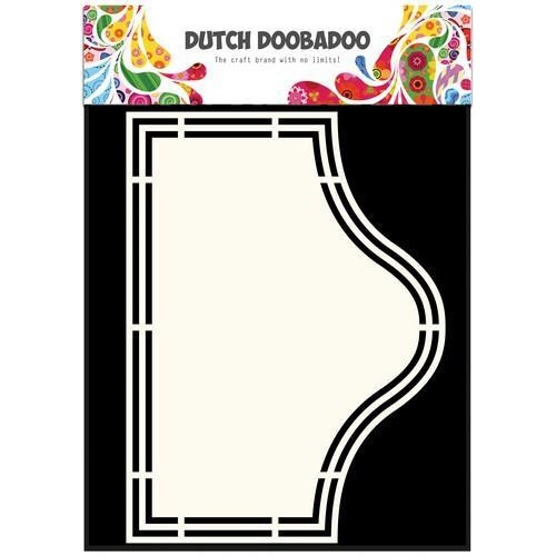 Dutch Doobadoo Dutch Shape Art  Saphira 470.713.159  A5 (12-17)
