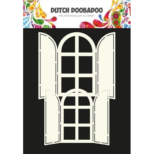 Dutch Doobadoo Dutch Card Art Vensters (2x) 470.713.651  (12-17)