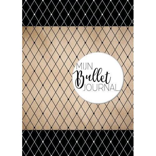 BBNC - Mijn bullet journal - zwart - tnl