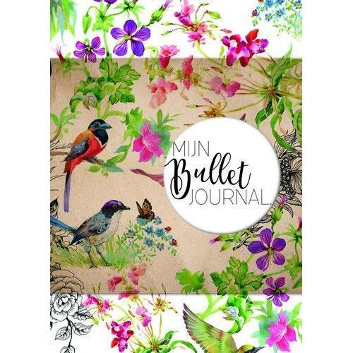BBNC - Mijn bullet journal - bloem - tnl