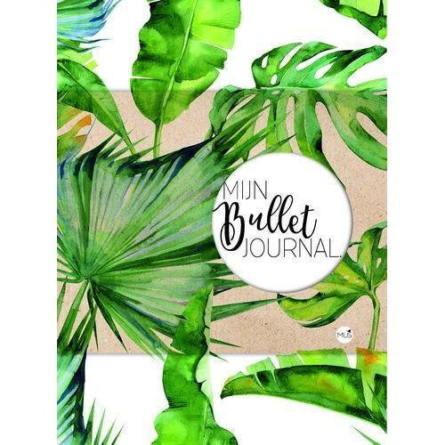 BBNC - Mijn bullet journal - botanisch - tnl