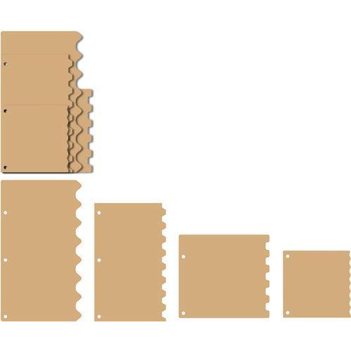 Pronty MDF Album Different Edges 460.400.160  (12-17)